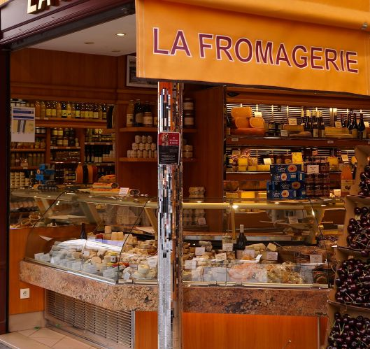Fromagerie - this is my new hang out.