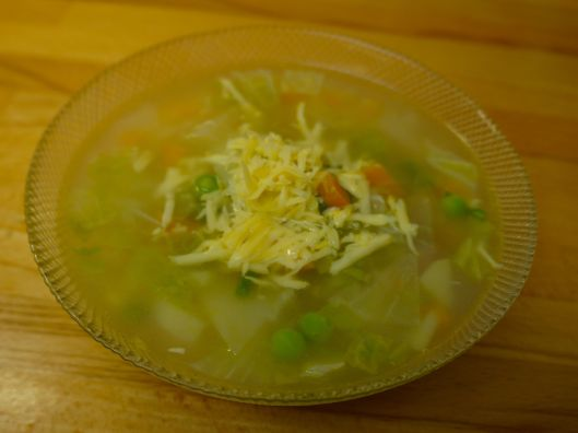 Rustic French Vegetable Soup