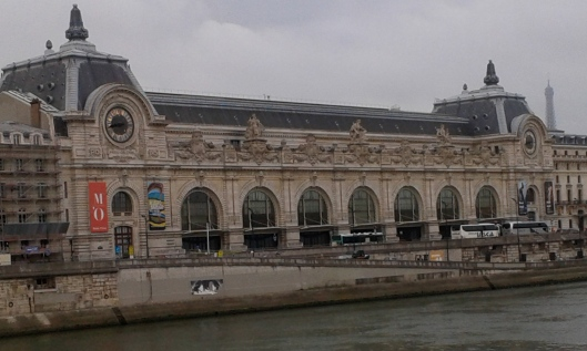 The Amazing Musee D'orsy in Paris